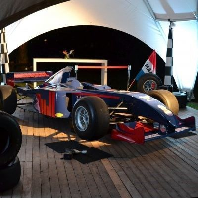 f1 race sim simulator