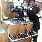 schoenpoetser shoe polisher
