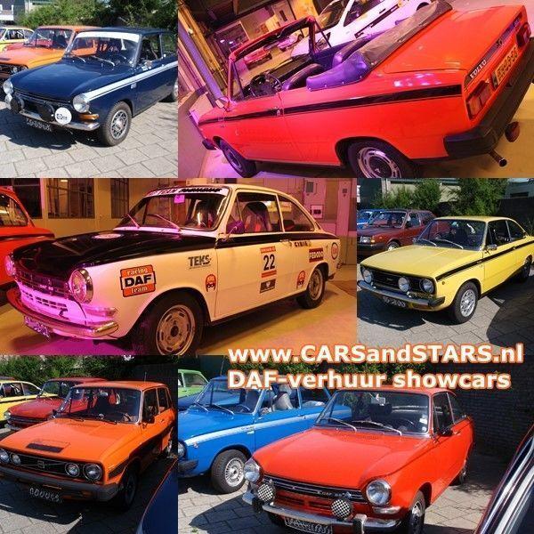 carsandstars showcars DAF dafverhuur autoverhuur oldtimers special cars