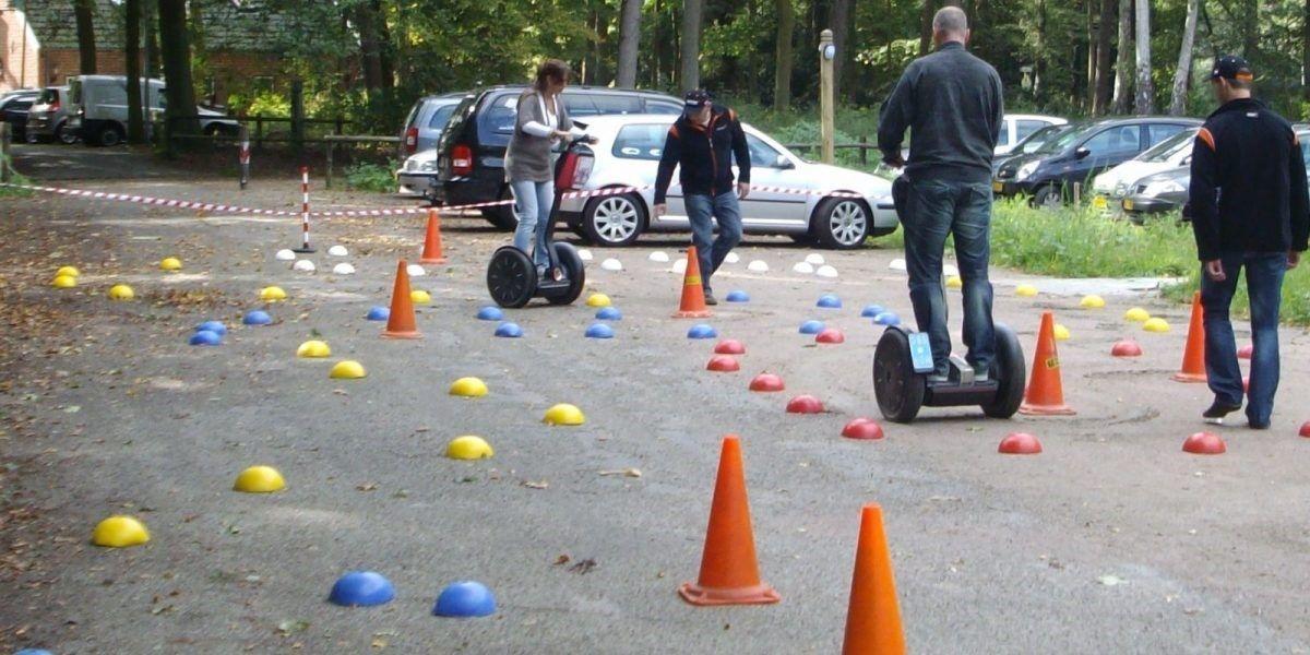 segway rijden workshop