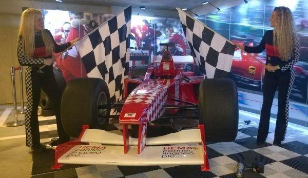 f1 racing sim