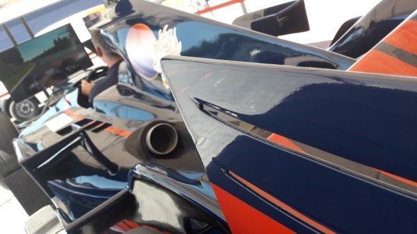 f1 race simulator formule 1