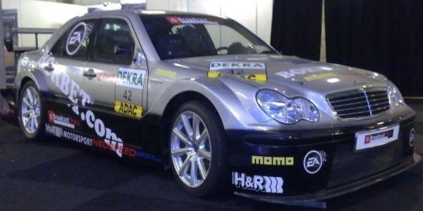 DTM Race Simulator