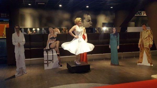 carsandstars Hollywood decoratieverhuur themafeest Marilyn Monroe 3 jpg