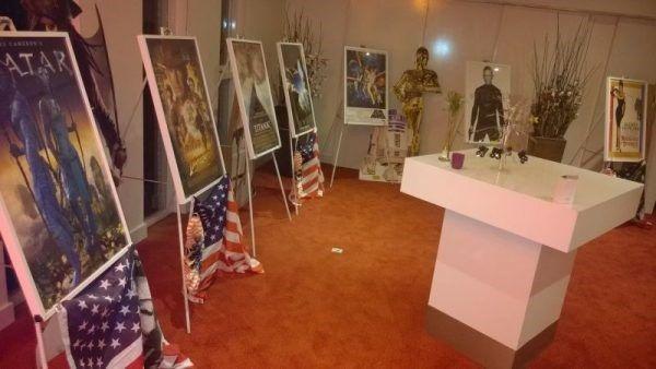 carsandstars Hollywood decoratieverhuur themafeest USA red carpet events