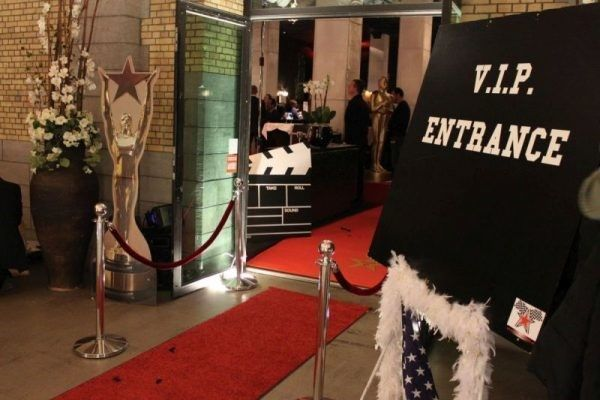 carsandstars Hollywood decoratieverhuur themafeest USA red carpet events 2