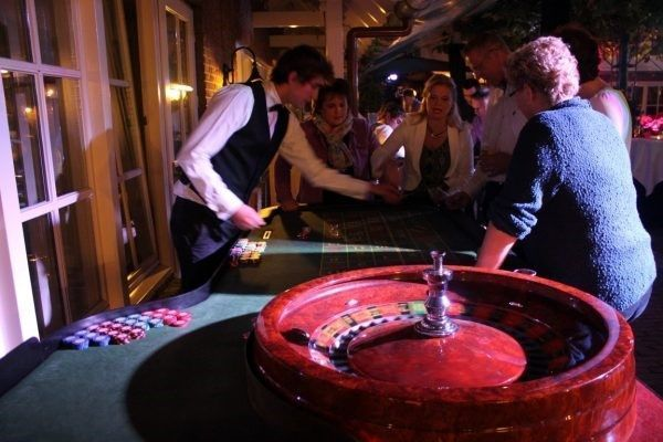 Casino op locatie roulette
