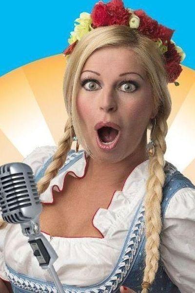 Dirndl liesl zangeres schlager boeken