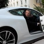 James Bond imitator daniel craig