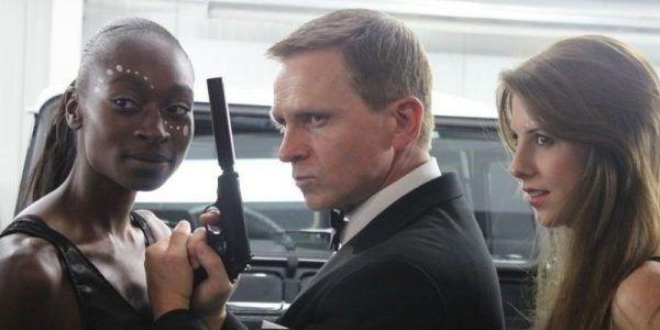James Bond lookalike dubbelganger