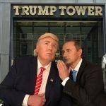 Putin lookalike dubbelganger trump