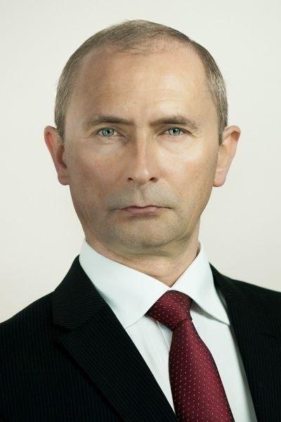 Putin lookalike dubbelganger