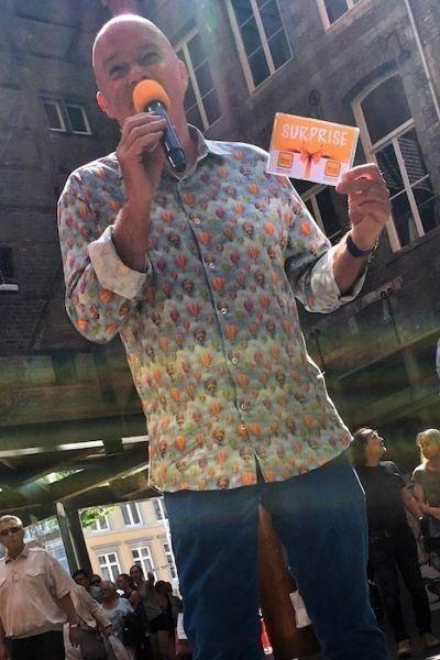 Presentator Ruud