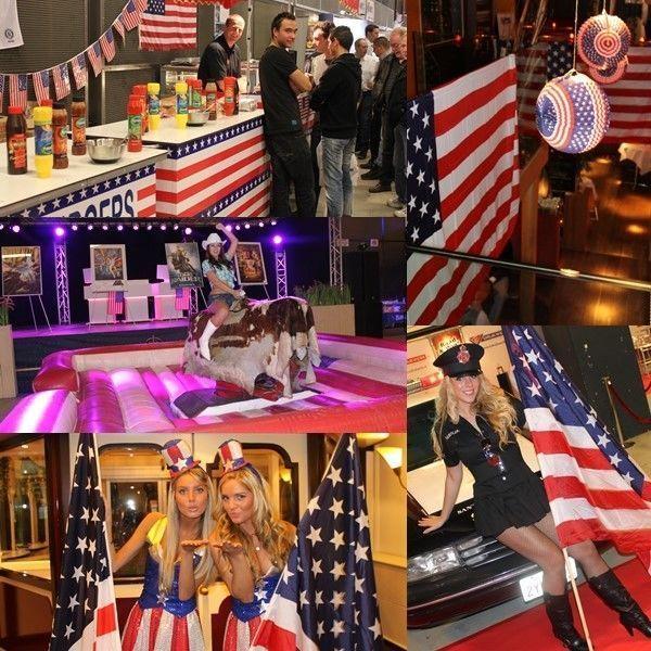 www.carsandstars.nl dekoratieverhuur USA Amerika 2