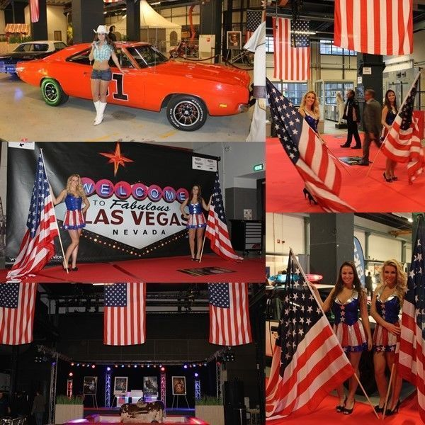 www.carsandstars.nl dekoratieverhuur USA Amerika