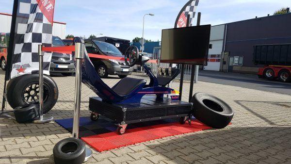 race simulator racing seat playseat