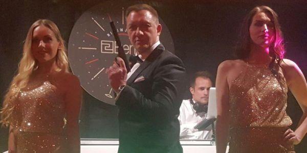 James Bond 007 Bond Girls themafeest