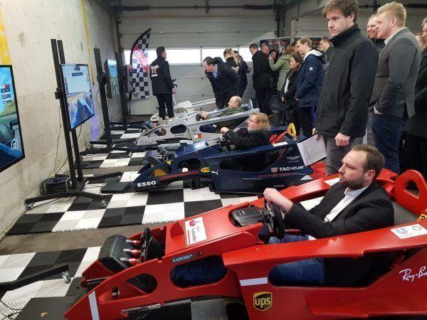 race simulator circuit zandvoort