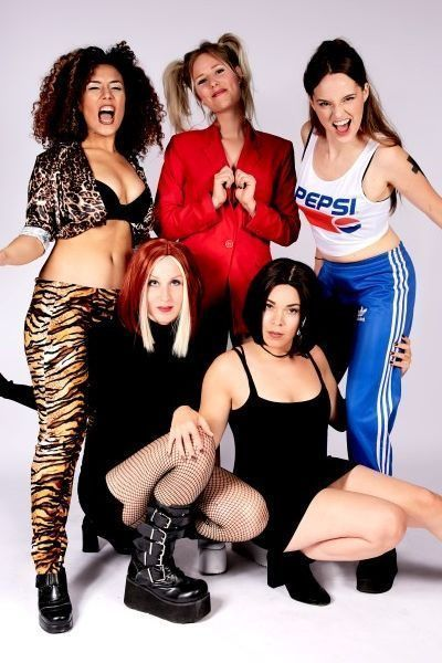 spice girls tribute show boeken