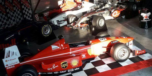 Teams Formule 1 F1 testdagen testweek teams