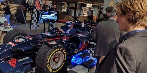 Formule 1 banden pirelli testweek